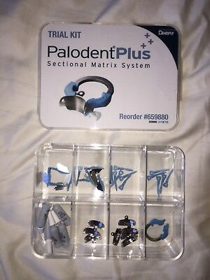 Palodent Plus Sectional Matrix System (USED ONLY TWICE!)