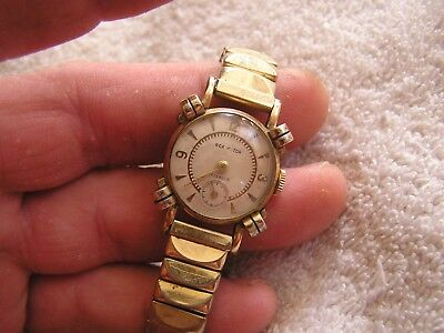Vintage Deauville 17 Jewels Watch RCA Victor Women's Watch Nice Lugs