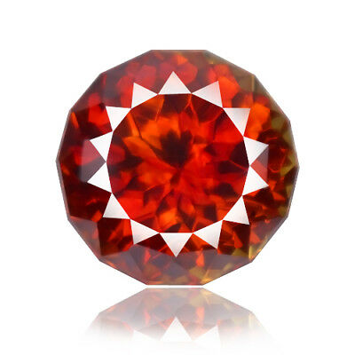 6.00ct 100% Natural earth mined extremely rare aaa multi color sphalerite spain