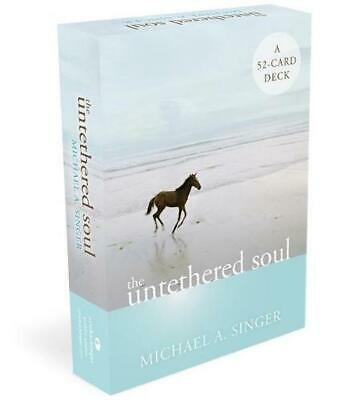 The Untethered Soul: A 52-Card Deck by Singer Michael A. Free Shipping!
