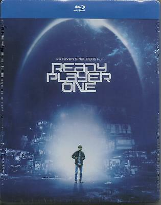 Ready player one (2018) s.e. Blue Ray metal box