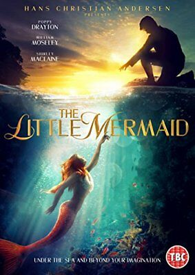 The Little Mermaid [DVD] -  CD TGVG The Fast Free Shipping