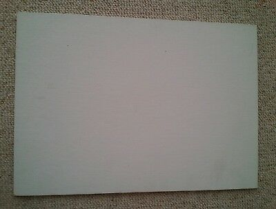 """Daler canvas panels art board for oil & acrylic painting 14 x 10"""""""