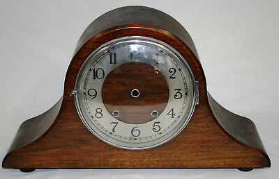 Very Rare Potts of Leeds Large Walnut Clock Case