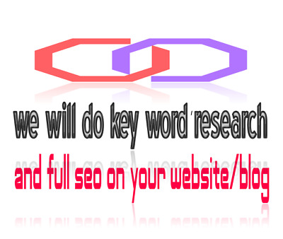 I Will Do Keyword Research And SEO For Your Website Or Blog