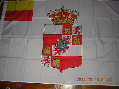 100% New Reproduced Flag of the Duchy of Lucca 1815 - 1847 Italy Ensign 3ftX5ft