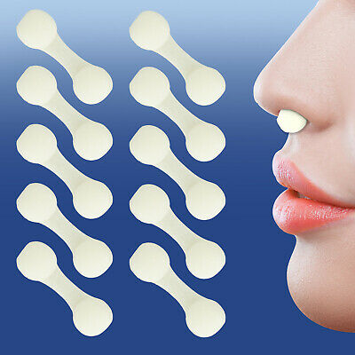 10 NASAL NOSE FILTERS Breathable Dust Plug Sunless Airbrush Spray Tan Tanning