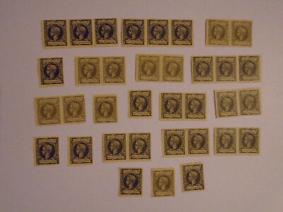 Large Island u/m  early collection