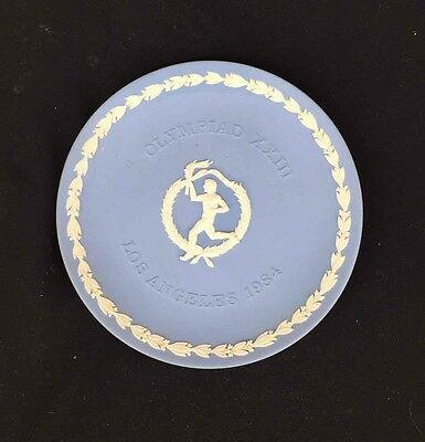 Wedgwood of Etruria & Barlaston XXIII OLYMPIAD Los Angeles 1984 Plate England
