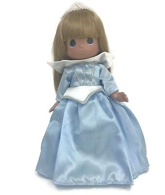 Precious Moments Disney Parks Exclusive Sleeping Beauty In Blue Aurora Doll