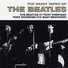 The Early Tapes.of the Beatles von Beatles,the, Sheri... | CD | Zustand sehr gut