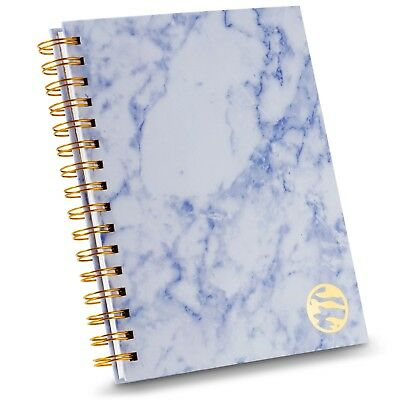 Undated Academic Daily Planner, Monthly & Weekly, Hardcover Agenda Calendar