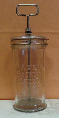 Vintage Dazey Ice Cream Freezer, Butter Churn, Whip, Beater, Complete