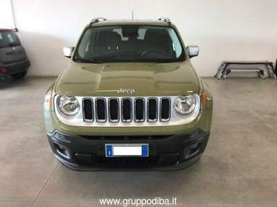 Jeep Renegade 2.0 MJT 140CV 4WD ACTIVE DRIVE LIMITED (2014/08 ->