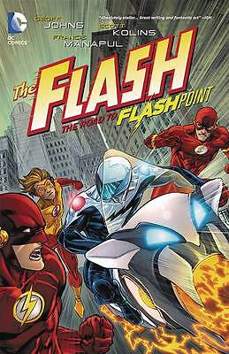 The Flash: Road To Flashpoint Softcover Graphic Novel