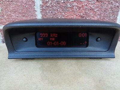 Peugeot 307CC 307SW MK1 Multi-function Display Screen 9652809977 D00 2001-2005