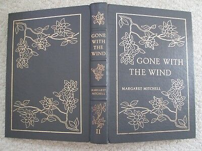 EASTON PRESS LEATHER~Gone With the Wind~MARGARET MITCHELL~1968~