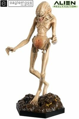 Eaglemoss Alien Resurrection Newborn Alien 1:16 Scale Statue New