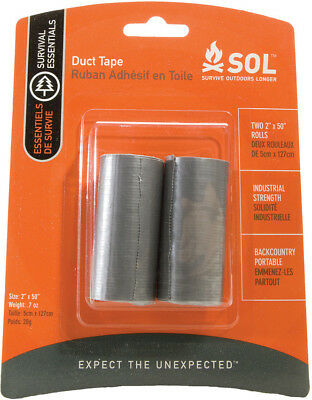 Adventure Medical Duct Tape 2x50 Roll 0140-1005