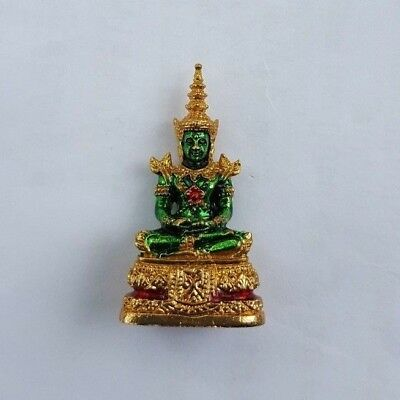Thai Emerald Buddha (Phra  Kaew) As The Most Sacred Help!! To Be Happy & Protect