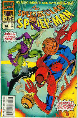 Peter Parker Spectacular Spiderman Annual # 14 (USA, 1994)