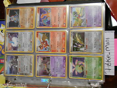 Complete Set Ex Power Keepers Holo Energies  No Ex Cards Pokemon Cards
