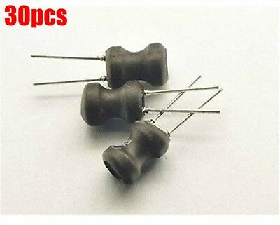 60MHZ 10/% 1 piece 245MA BOURNS JW MILLER 9230-40-RC AXIAL INDUCTOR 6.8UH