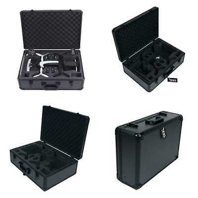 HUL Aluminum Carrying Case For Parrot Bebop 2 FPV & Skycontroller W VR Goggles
