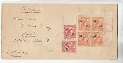 New Guinea Airmail Cover
