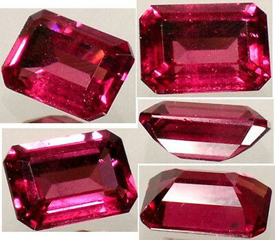 "19thC Antique 1¼ct Handcrafted Norwegian Rhodolite Bohemian Gypsy ""Cape Ruby"""