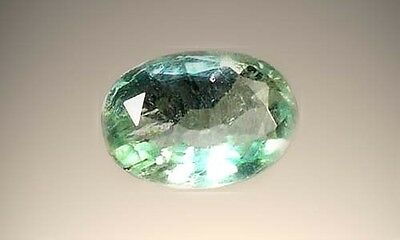 19thC Antique ½ct Siberian Emerald Gem of Ancient Roman General Lucullus 100BC