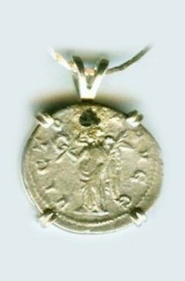 "AD249 Argento Denari Moneta Imperatore Romano ""Philip The Arab "" & Victory"
