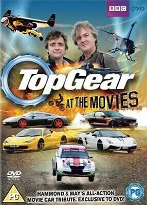 [DVD] Top Gear: At The Movies
