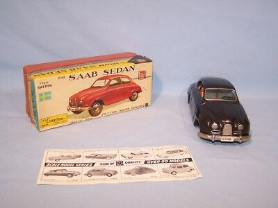 Bandai 10615 - Saab Sedan Coupé - erste Version des OK´s (52566)