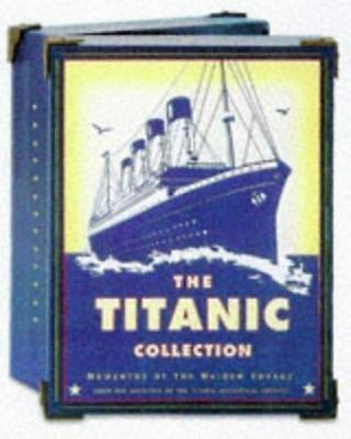 NEW - The Titanic Collection: Mementos of the Maiden Voyage