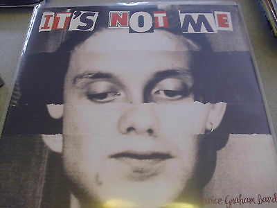 Janice Graham Band - It´s Not Me - LP Vinyl /// Neu