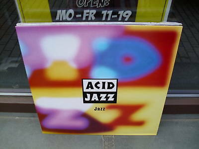 V/A - Jazz (Acid Jazz) - LP Vinyl /// Brand New Heavies