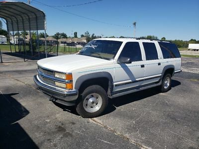 1995 Chevrolet Suburban LS 1995 Whipple SUPERCHARGED 454 Chevrolet Suburban 2500