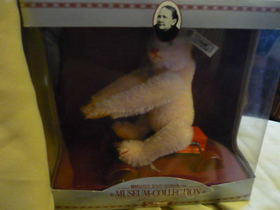 Steiff Record Teddy Rose 191/92 Museum Collection Replica 1913