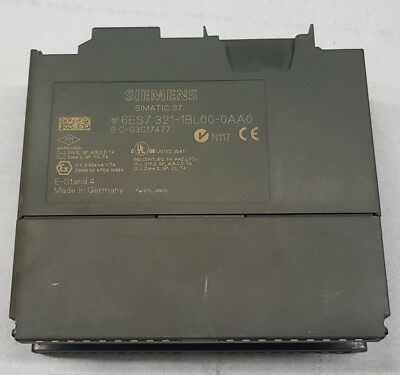 Siemens Simatic S7 6ES7 321-1BL00-0AA0 SM321 E-Stand:04