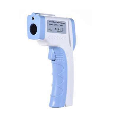 Pet Non Contact Digital Infrared Laser Gun Thermometer for Dogs Cats Horses T5S7