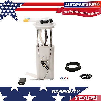 Gas Fuel Pump Assembly for 2000 2001 2002 2003 2004 2005 Chevy Impala V6 3.4L