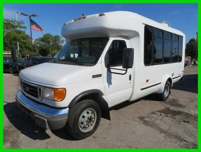 2006 Ford E-Series Van  2006 Used Turbo 6L V8 32V Automatic RWD Clear clear title carfax