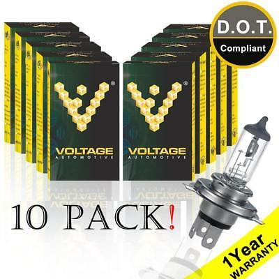 9003 HB2 Headlight Bulb 10 Pack Standard Replacement - Voltage Automotive