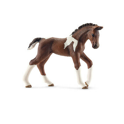 Schleich 13758 Trakehner Foal (World of Nature - Farm Life) Plastic Horse