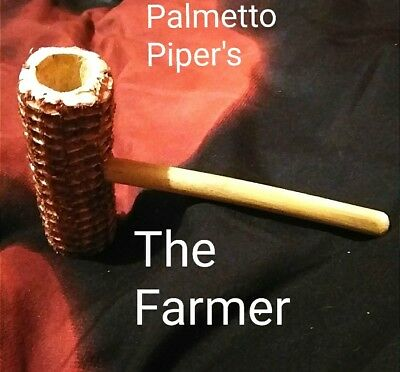Palmetto Piper's Corn Cob Pipe (The Farmer)