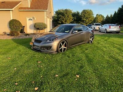 2010 Hyundai Genesis Coupe 2010 Hyundai Genesis Coupe 2.0T lowered import tuner