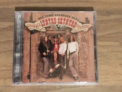 Lynyrd Skynyrd  ALL TIME GREATEST HITS CD  *Brand New Sealed Unopened