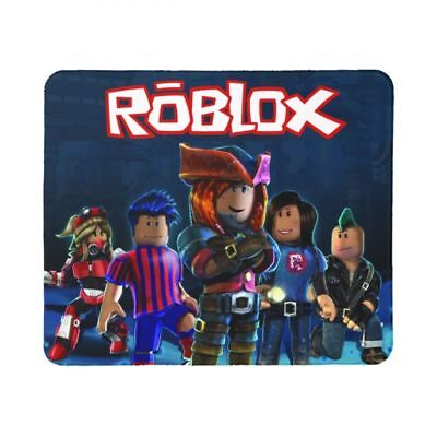 Roblox Print Anti-Slip Gaming Mouse Mat Pad Rectangle Mousepad For Computer PC