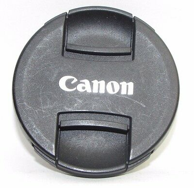 Canon E-58 II 58mm Lens Front Cap Made in Taiwan for 18-55mm f3.5-5.6 IS zoom